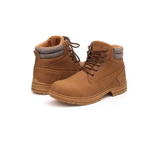 Wheat Men's Insulated All-Weather Boots